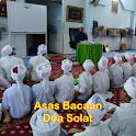 Asas Bacaan Doa Solat icon