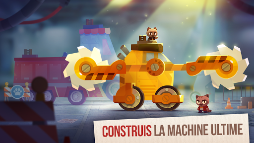 CATS: Crash Arena Turbo Stars  captures d'écran 2