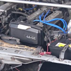 スプリンタートレノ AE86 のカスタム事例画像 nakanoさんの2019年10月30日14:27の投稿