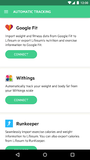 Lifesum - The Health Movement app (apk) free download for Android/PC/Windows screenshot