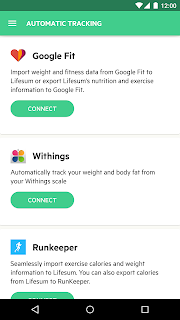 Lifesum - The Health Movement screenshot 04