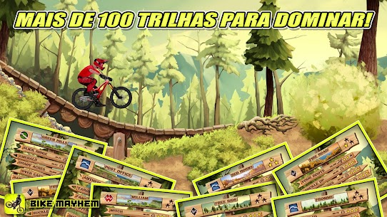 Bike Mayhem Mountain Racing 1.5 Mod Apk Download 4
