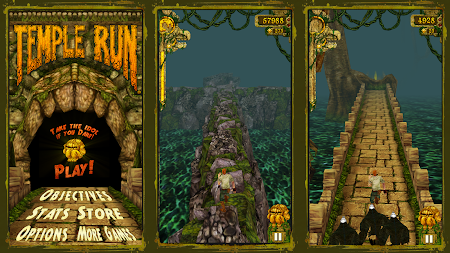 Temple Run APK screenshot thumbnail 21
