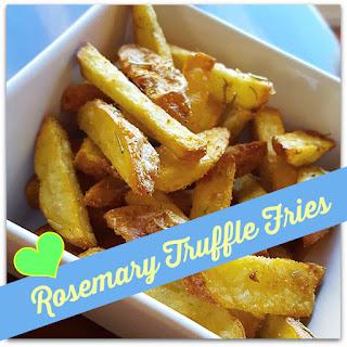 Rosemary Fries Recipes