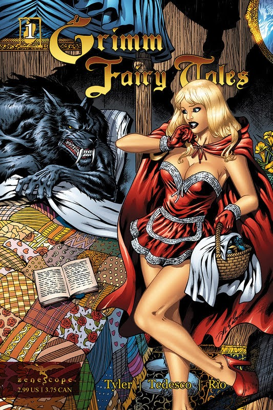 Grimm Fairy Tales (2005) - complete