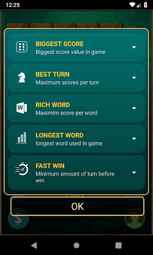 Word Games AI (Free offline games) 0.7.2 screenshots 7
