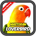 LoveBird Bird's chirp icon