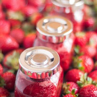 Strawberry Jam without Pectin