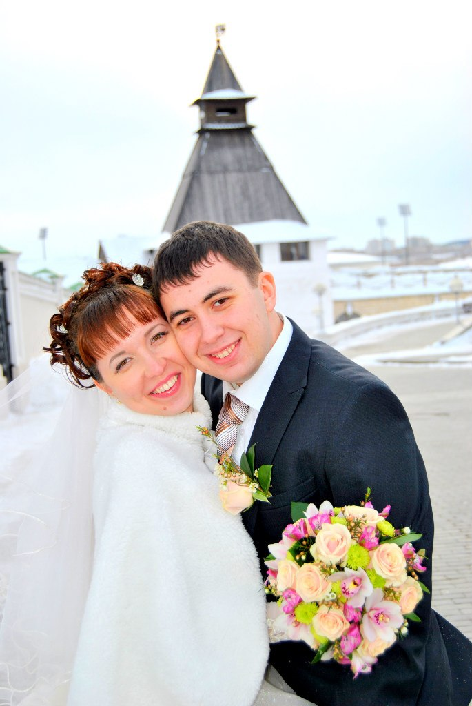 Тина Зарипова в Казани
