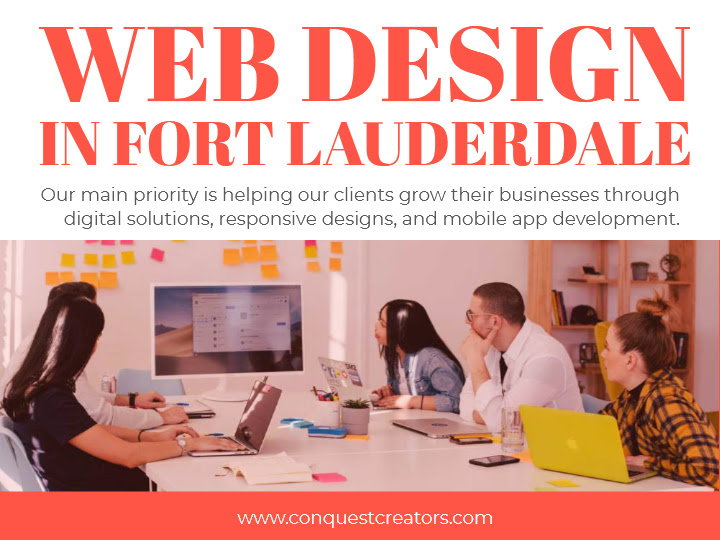 Web Design In Fort Lauderdale