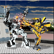Robots War 3d