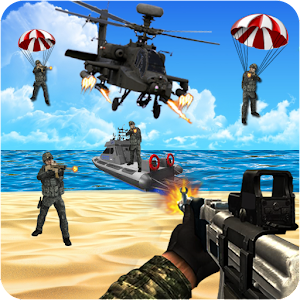 Bravo Shooter: Gun Fire Strike for PC and MAC
