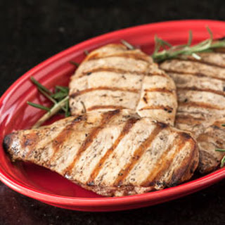 Grilled Chicken with Lemon and Rosemary Recipe