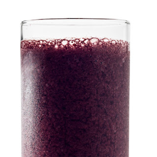 Coconut-Blueberry Smoothie