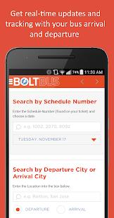 BoltBus Screenshot 3