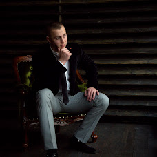 Wedding photographer Kirill Kryukov (KryukovKirill). Photo of 08.12.2017