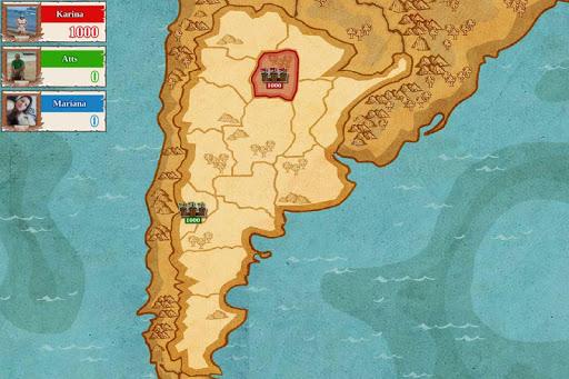 Triviador Argentina screenshot 1