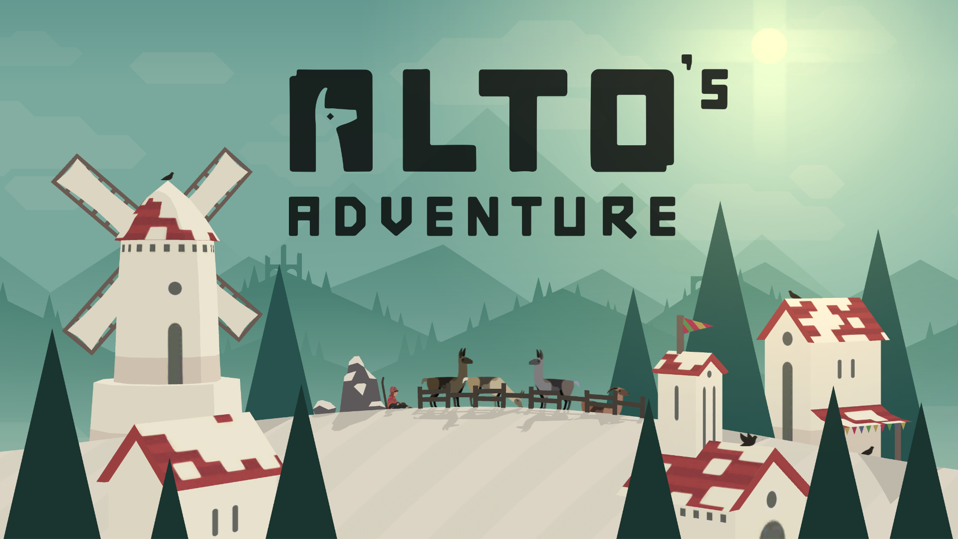 Alto's Adventure screenshot #7