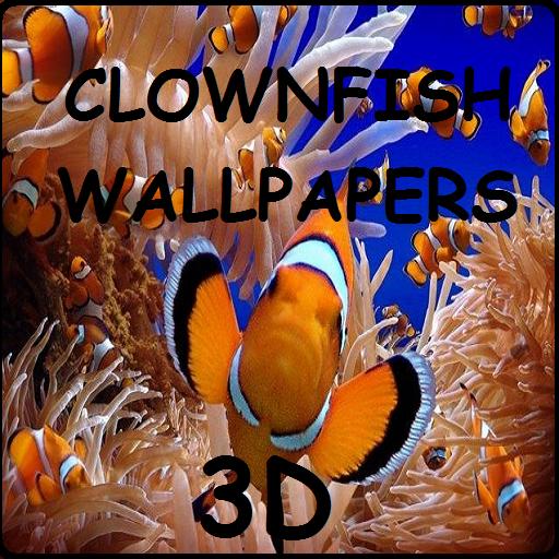 ClownFish 3d Wallpapers