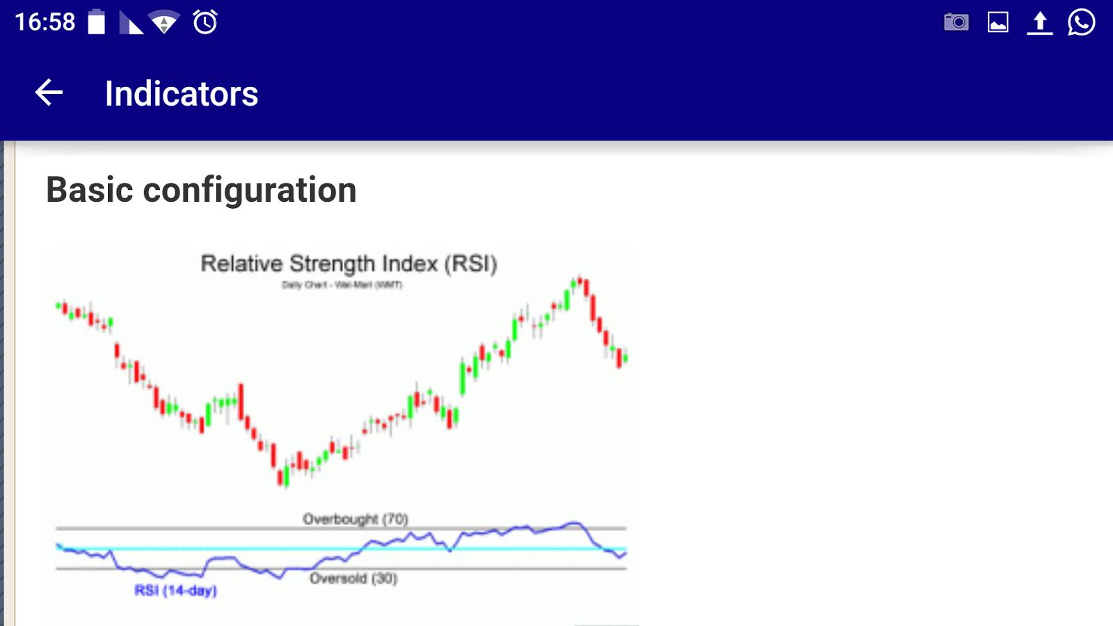 StockMarket Technical analysis- screenshot