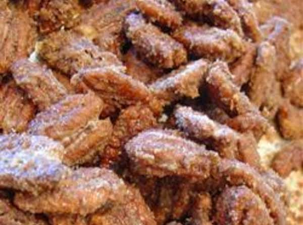 Candy Pecans Recipe