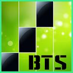 BTS Piano Tiles