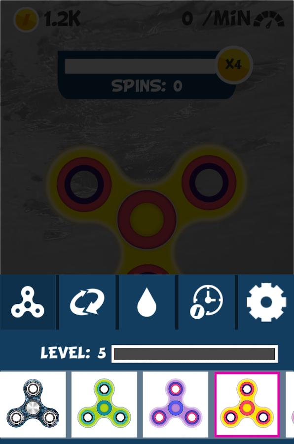 Greek Fidget Spinner - στιγμιότυπο οθόνης