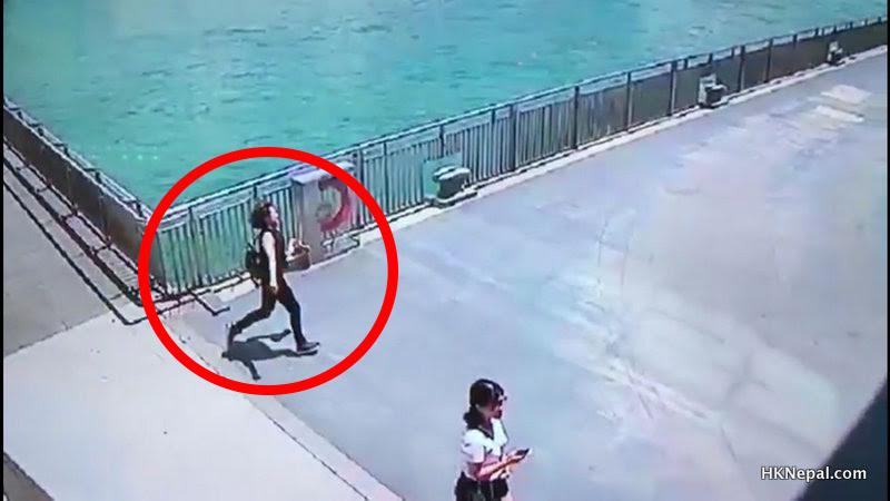 हङकङमा नक्कली बम राखेर आतंक फैलाउने युवतीको खोजीमा प्रहरी