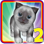 Kitty Z - Virtual Pet Cat 2