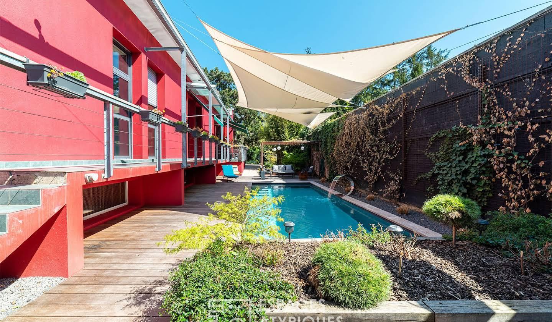 Appartement avec terrasse et piscine Illkirch-Graffenstaden