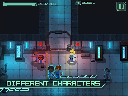 Endurance: space shooting RPG  game 1.4.2 screenshots 14