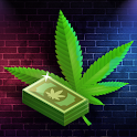 Weed Factory Idle icon