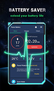 Power Battery – Battery Life Saver & Health Test 2
