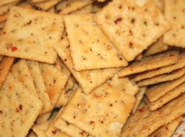 Spicy Crackers