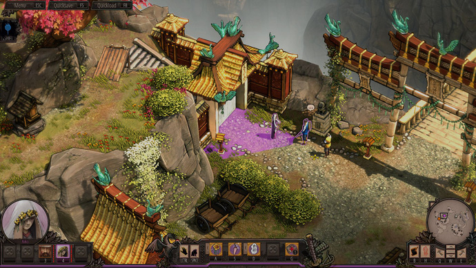 Shadow Tactics, the best stealthy Ninja action game on Steam