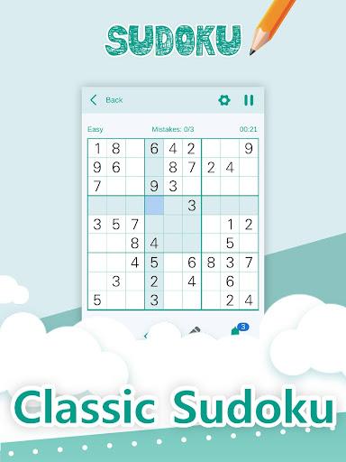 Sudoku Classic - Number Puzzle Brain Games 1.1.6 screenshots 6