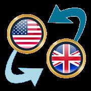 US Dollar to British Pound