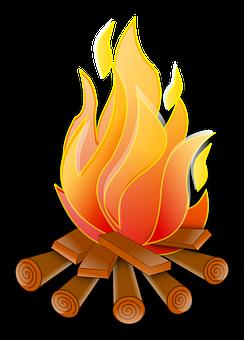 Image result for campfire image