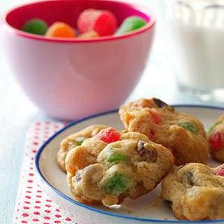 Christmas Gumdrop Cookies Recipes