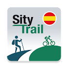 SityTrail Spain - hiking GPS icon