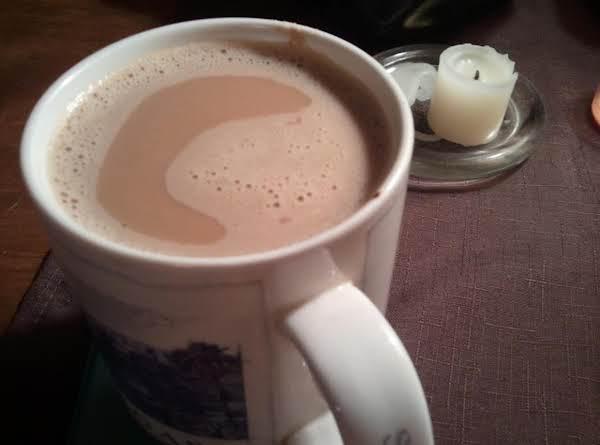 Creamy Coffeehouse-style Hazelnut Latte