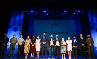 En imágenes: III Premios del Turismo Almeriense de LA VOZ