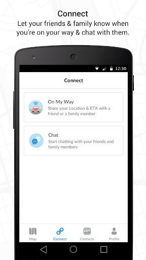Scout GPS Navigation & Meet Up  screenshots 1