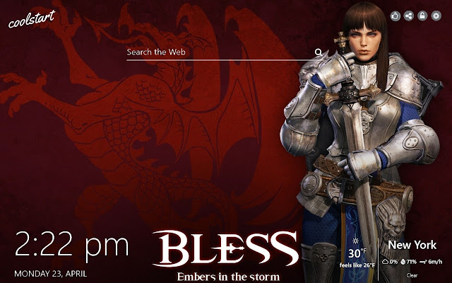 Bless Online HD Wallpapers Games Theme