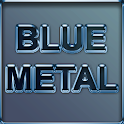Blue Metal Theme - Be Launcher icon