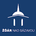 The city of Zdar nad Sazavou icon
