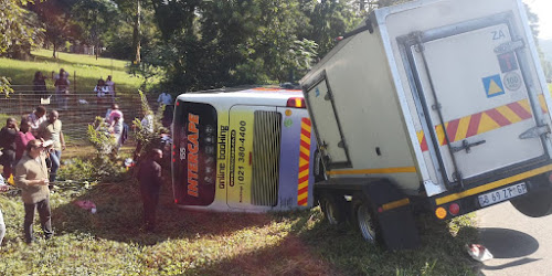 70 passengers injured after Intercape bus crashes in KZN