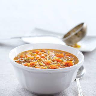 Vegetarian Carrot Soup Recipes.