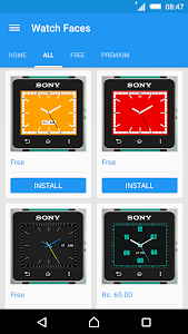 Watch Faces for SmartWatch 2 screenshot 2