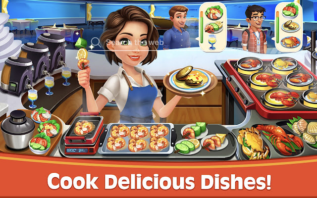 Cooking Fever Hd Wallpapers Game Theme